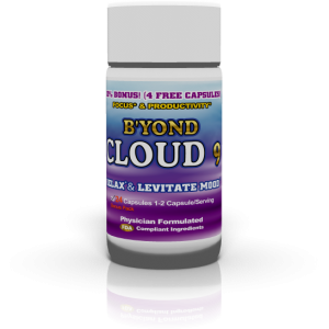 B'yond Cloud 9 20 24 Capsules 20% Bonus! (4 Free Capsules)Limited Time Only!