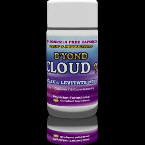 B'yond Cloud 9 Bottle(20 Capsules)